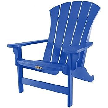 Pawleys Island Solid Colored Sunrise Adirondack Chair