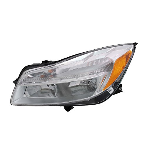 TYC 20-9242-00-1 Buick Regal Left Replacement Head Lamp