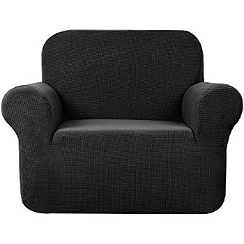 Amazon Com Aujoy Stretch Chair Cover Water Repellent