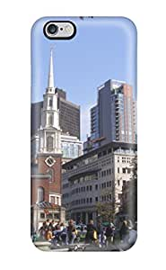 Andrew Cardin's Shop New Arrival Boston City For Iphone 6 Plus Case Cover