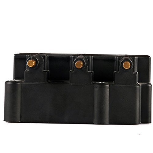 Ignition Coil Pack for 2001-2010 Chrysler Town /& Country Dodge Grand Caravan Jeep Wrangler Voyager Pacifica 3.3L 3.8L V6 fit UF305 C1442 56032520