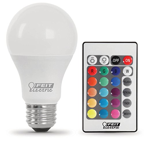 Feit Electric Color Changing Led Party Light Bulb