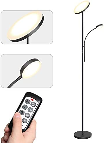 Tomons Dimmable Floor Lamp
