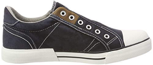 Dockers by Gerli Unisex-Kinder 42tb603-790100 Sneaker Schwarz (Schwarz 100)