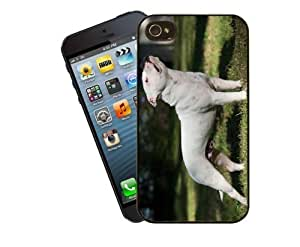 Eclipse Gift Ideas Staffordshire Bull Terrier Phone Case, Design 13 - For Apple iPhone 5 / 5s - Cover