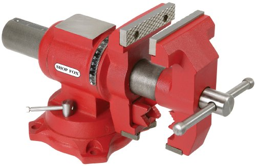 Woodstock D4093 4-Inch Multi Purpose Vise