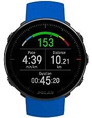 Polar Vantage M Reloj avanzado para Correr y Multideporte con GPS y frecuencia cardíaca basada en la muñeca (diseño Ligero y de última tecnología)