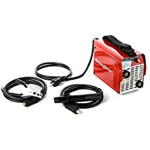 Canada stock - KickingHorse™ A100 DC Inverter Stick Arc welder 100 Amp output, 120V input. Built-in with arc force, hot start, anti-stick and other advanced features. Increased power in ultra portable package. ★ 1 (one) year free replacement warranty in Canada.★