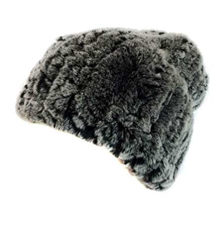 Rex Rabbit Fur Hat - 8