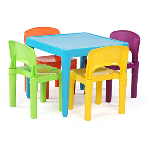 Tot Tutors Kids Table and Chairs Set