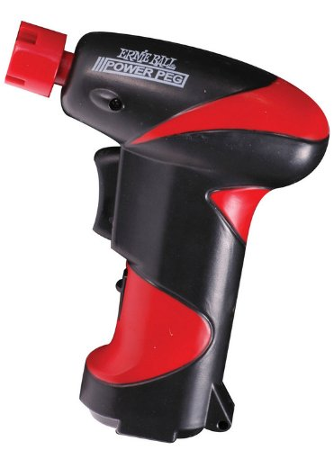 Ernie Ball Powerpeg, Battery Powered Peg Winder P04118