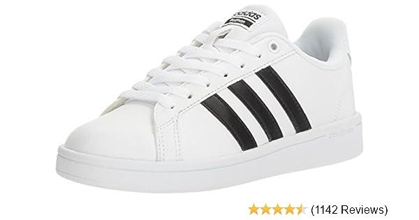 new concept e1bc4 af015 Amazon.com   adidas Women s Cloudfoam Advantage W Fashion Sneaker   Shoes