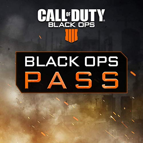 Call Of Duty: Black Ops 4 -Black Ops Pass- PS4 [Digital Code]