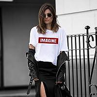 Blusa Playera Camiseta Dama Imagine Elite Supreme #507