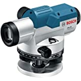 Bosch GOL 32CK 32x Optical Level Kit with Tripod and Rod