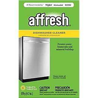 Affresh Dishwasher Cleaner, 12 Tablets (2 Packs, 6 Tablets each) | Formulated to Clean Inside All Machine Models