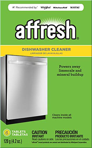Whirlpool W10549851 Dishwasher Cleaner