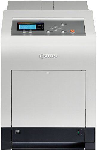 Kyocera 1102PR2US0 ECOSYS P7035cdn A4 Color Printer, Fast Output Speed of 37 Pages per Minute in Color and Black, Warm Up Time 45 Seconds or Less, Resolution 600 x 600 dpi