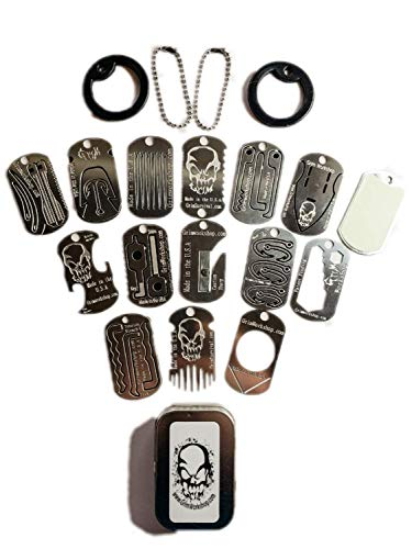 Grim Workshop Dog Tag Tool Kit for sale  Delivered anywhere in USA
