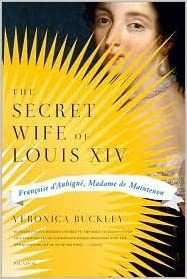 Book The Secret Wife of Louis XIV 1st (first) edition Text Only