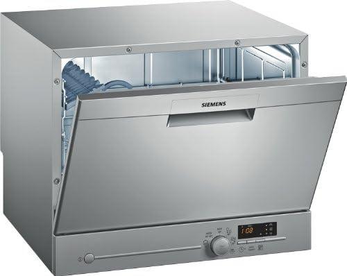 Siemens SK26E800EU - Lavavajillas compacto (A+ AB, 6 l, 0,62 kWh ...