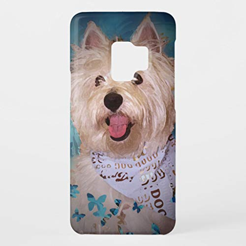 Case Mate Ipod Touch - Zazzle Westie I-pod Touch Case Case-Mate Barely There for Samsung Galaxy S9