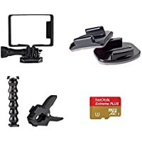 Radio Control Premium Bundle Kit GoPro Accessories for GoPro Hero 4/3+