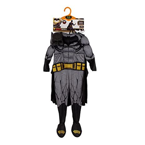 adc195ed9f Amazon.com  DC Comics Batman Muscle Costume ~ Size 8 10  Toys   Games