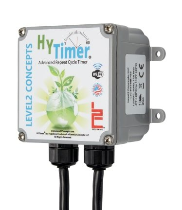 HYTimer RES - Wireless Hydroponic Repeat Cycle Timer ()