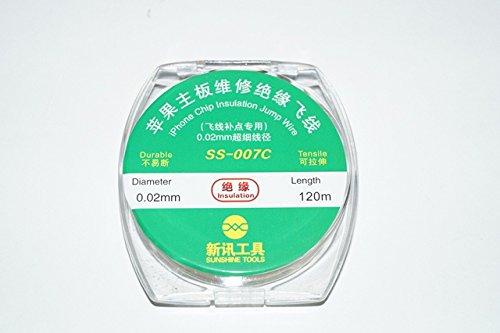 Sunshine 0.02mm Jump Wire for iPhone BGA Repair etc SS-007 C