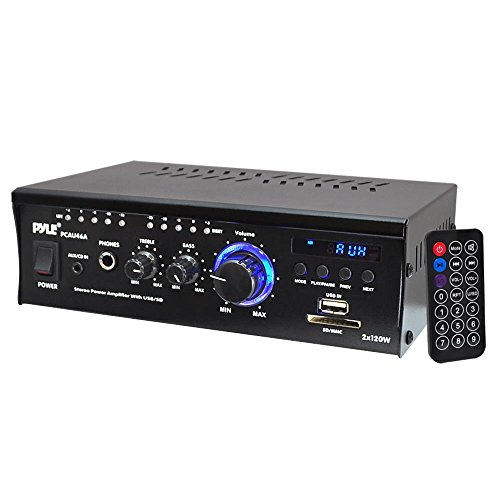 Pyle PCAU46A Watts Amplifier Display