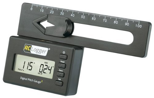 RC Logger Digital Pitch Gauge 2