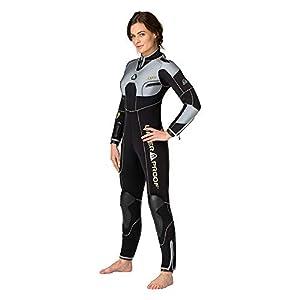 Waterproof Womens W4 7mm Backzip Wetsuit