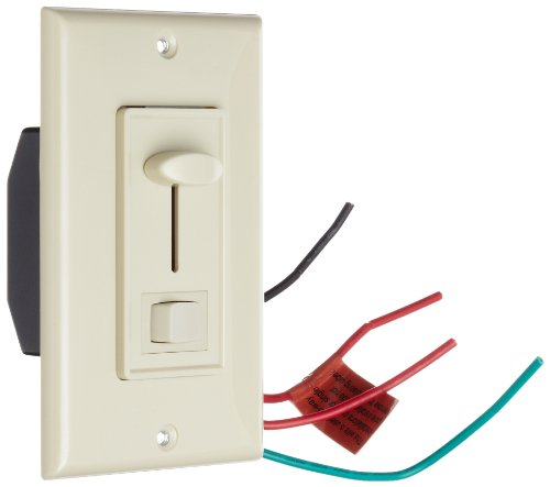 Morris Products 82755 Slide Dimmer With Switch,