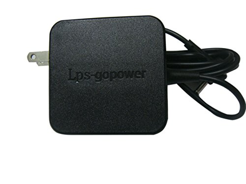 Lps-gopower 19v 2.37a 45w wall Charger ac adapter for Acer Switch Alpha 12 SA5-271 SA5-271 Aspire R 14 R 13 V13 R5-471T R7-372T V3-372 S7-393 ES1-512 V3-372T R7-371T V3-371 V3-331