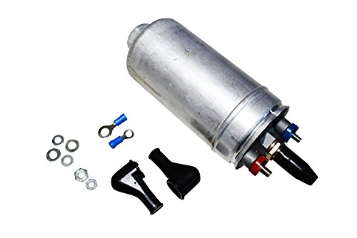 CNT Racing 300lph Universal Inline performance Fuel Pump (00 Honda Civic Racing)