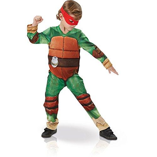 Rubie's Official Teenage Mutant Ninja Turtle Deluxe, Child Costume - Small]()