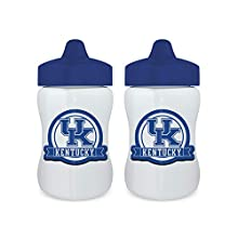 Baby Fanatic NCAA Kentucky Wildcats Unisex UKY222Sippy Cup (2 Pack) - Kentucky, University of, See Description, See Description