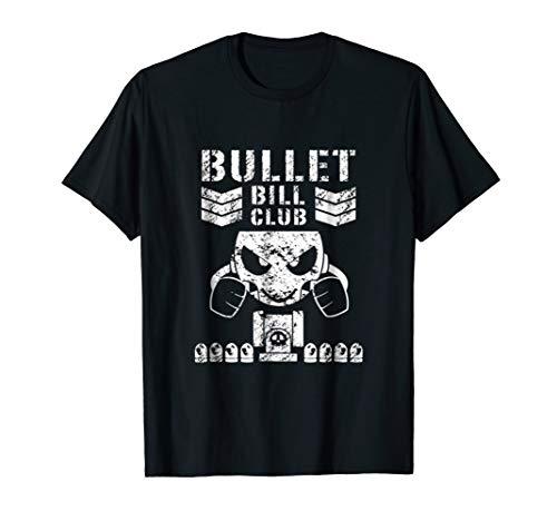 Club Of Bullet cute gift t Shirt bill club ()