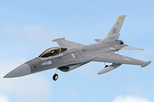 FMS 70mm Ducted Fan EDF F-16 Falcon Grey RC Airplane Jet PNP (No Radio, battery, charger)