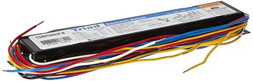 Universal 17824  C240PUNVHP-B  Electronic compact fluorescent ballast for (2/1) FT40W/2G11 and (2/1) (Electronic Compact Fluorescent Universal Ballast)