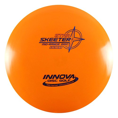 INNOVA Star Skeeter Mid-Range Golf Disc [Colors May Vary] - 165-169g ()