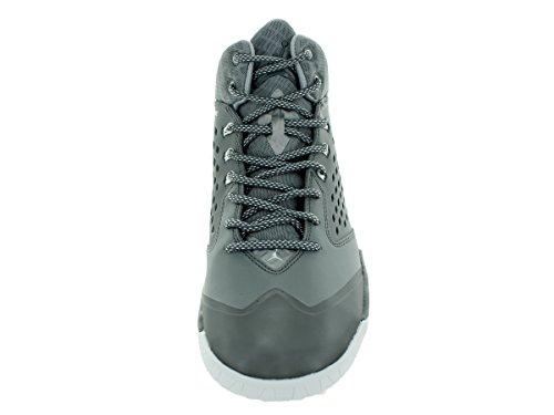 Jordan Rising Bianco Nike Sneakers Grigio High O8x55qZ