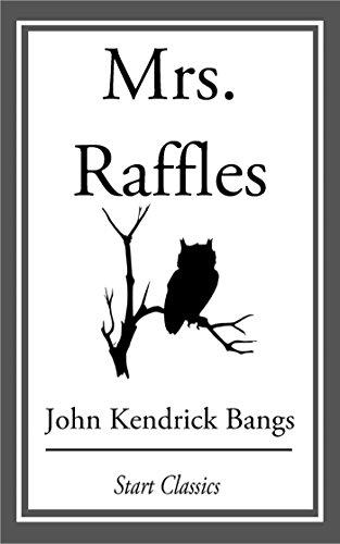 book cover of Mrs. Raffles