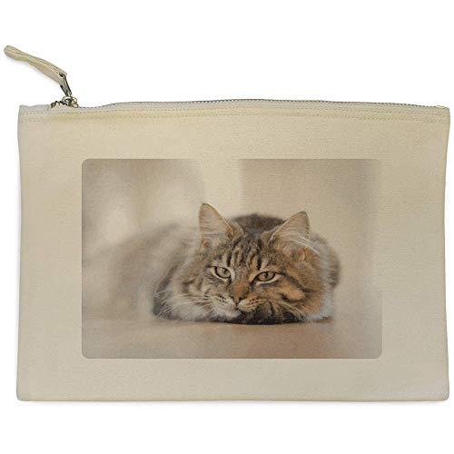 Pochette Custodia E Azeeda Assonnato' cl00005282 Trucco 'gatto Clutch Per 4wn7v