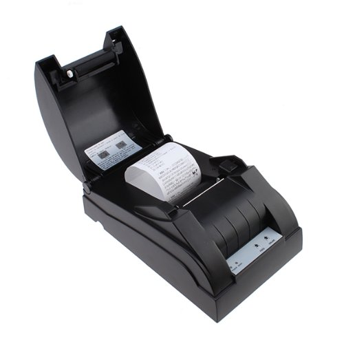 Imagestore - Brainydeal SC9-2012 High-speed 58mm POS Receipt Thermal Printer USB Black