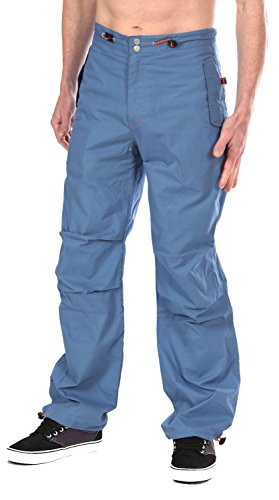 Timezone - Pantalon - Homme Bleu Col.131 Blue