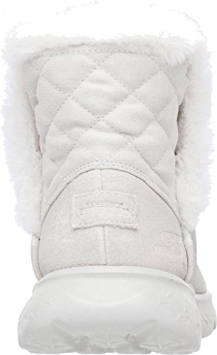 Skechers GO Boots Calf 400 Women's Winter White ON COZIES Mid THE rpr7q