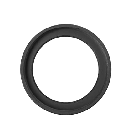 Ladaidra 50mm to 52mm Metal Step Up Filter Lens Ring Adapter Camera Tool Accessories