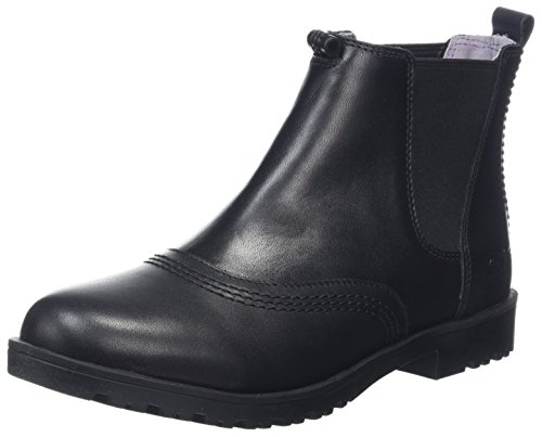 Chelsea Boot Lthr Black AF para Mujer Botas Lachly Negro Kickers 5XwvUqH